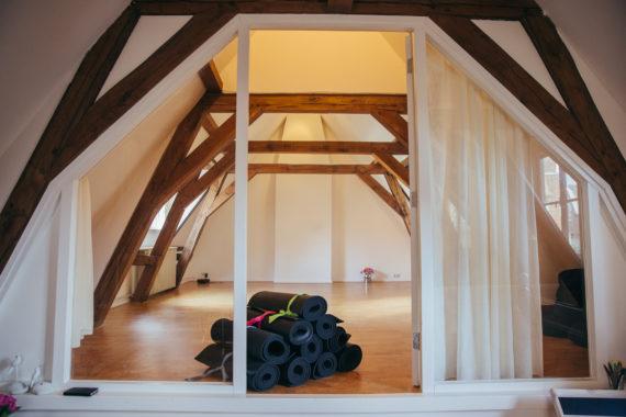 Yoga meditatie Haarlem