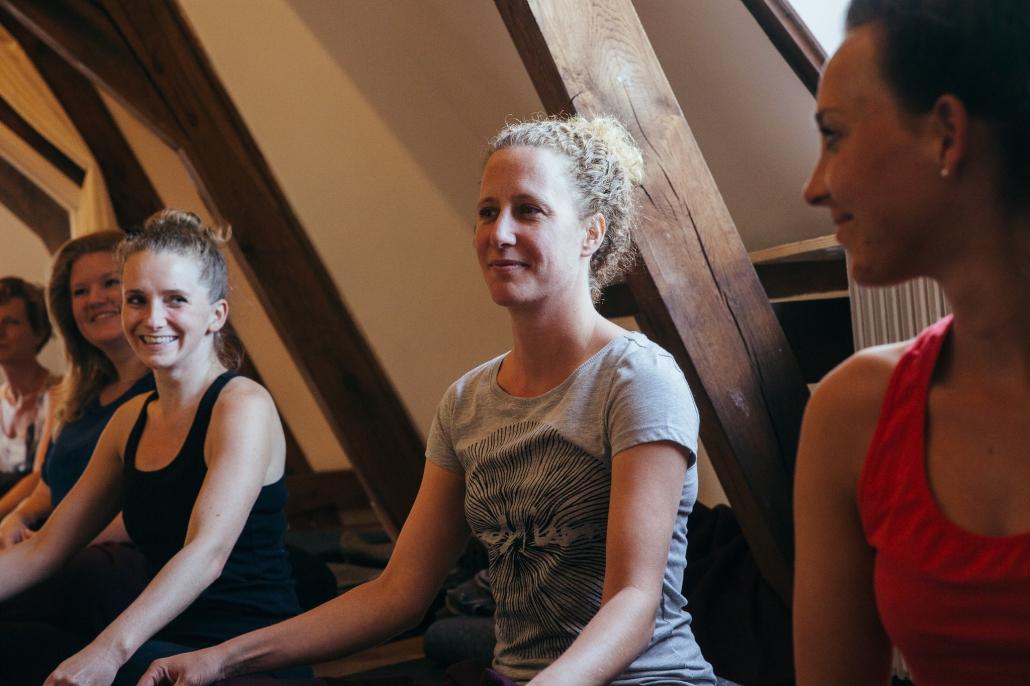 Yoga nidra bijscholings dag yoga nidra