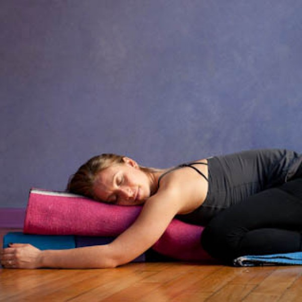 Restorative yoga nidra workshop